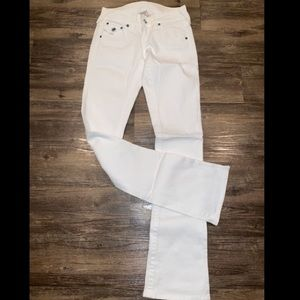 Super cute True Religion Crystal jeans